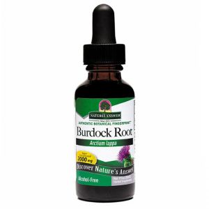 Natures Answer Burdock Root Alcohol Free Fluid Extract 30ml
