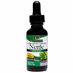Natures Answer Nettle Alcohol Free Fluid Extract 30ml