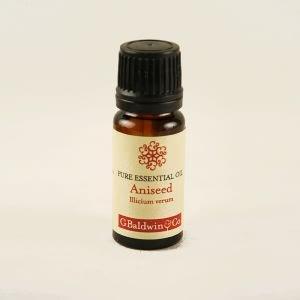Baldwins Aniseed (illicium Verum)  Essential Oil