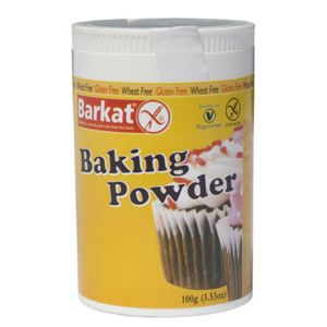 Barkat Gluten Free Baking Powder 100g