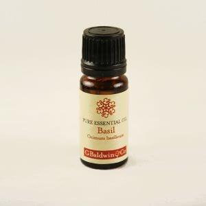 Baldwins Basil (ocimum Basilicum) Essential Oil