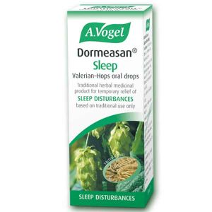 A Vogel Dormeasan Sleep - Valerian And Hops Oral Drops 50ml