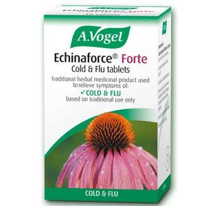 A Vogel Echinaforce Forte Echinacea 750mg 40 Tablets