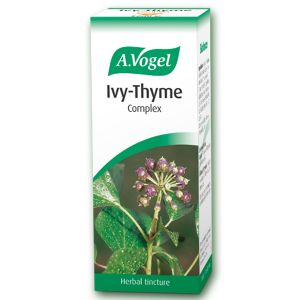A Vogel Ivy Thyme Complex Herbal Tincture 50ml