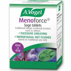 A. Vogel Menoforce Sage Tablets 30 One-a-day Tablets