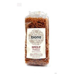Biona Organic Wholegrain Spelt Fusilli Pasta