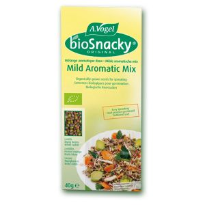 Biosnacky Mild Aromatic Mix Sprouting Seeds 40g