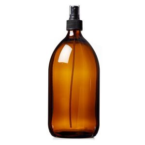 Baldwins Syrup Bottle With Spray Atomiser 1000ml