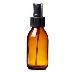 Baldwins Syrup Bottle With Spray Atomiser 100ml