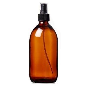 Baldwins Syrup Bottle With Spray Atomiser 500ml