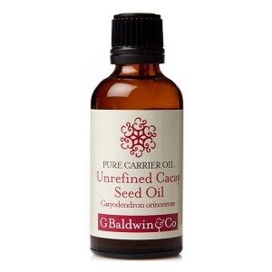 Baldwins Unrefined Cacay Oil (Caryodendron orinocense)