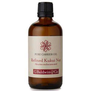 Baldwins Kukui Nut Oil (Refined)