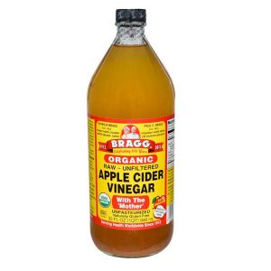Bragg Organic, Raw, Unfiltered, With The 'mother' Apple Cider Vinegar