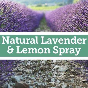 Baldwins Remedy Creator - Natural Lavender & Lemon Spray