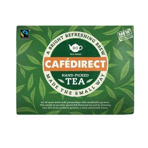 Cafe Direct Fairtrade Africa Tea  80bags