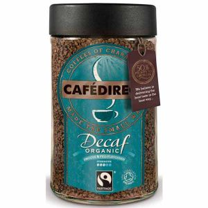 Cafe Direct Organic Decaf Smooth Instant Coffee (medium 3) 100g