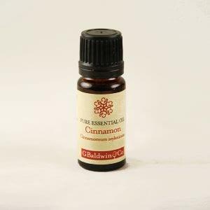 Baldwins Cinnamon Leaf (Cinnamomum zeylanicum) Essential Oil
