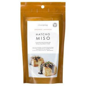 Clearspring Organic Hatcho Miso Puree' 300g