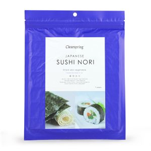 Clearspring Nori Sheets 25g