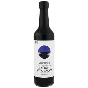 Clearspring Organic Tamari Soya Sauce 500ml