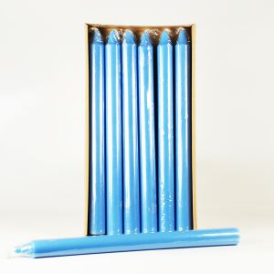 "15"" Column Candle Light Blue"