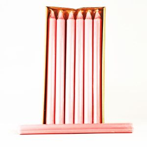 "15"" Column Candle Pink"