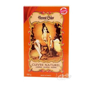 Henne Color Copper 100g Powder