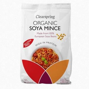 Clearspring Organic Soya Mince 300g
