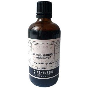 D. Atkinson Herbalist Black Cohosh & Sage Compound