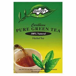 Dalgety Strong Green Tea 18 Herbal Tea Bags