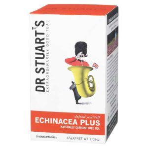 Dr Stuarts Echinacea Plus Tea (15 Tea Bags)
