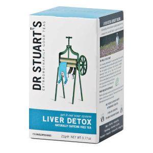 Dr Stuarts Liver Detox Tea (15 Tea Bags)