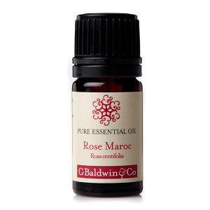 Baldwins Rose Maroc (rosa Centifolia) Essential Oil
