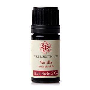 Baldwins Vanilla (vanilla Plantifolia) Essential Oil