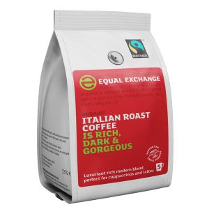 Equal Exchange Organic Italian Roast & Ground Coffee 227g