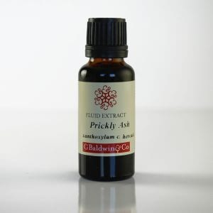 Baldwins Prickly Ash Bark Herbal Fluid Extract