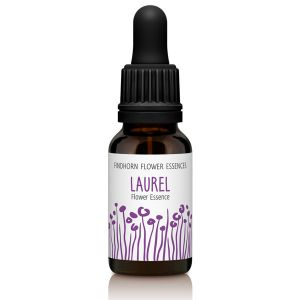 Findhorn Flower Essences Laurel 15ml