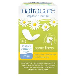 Natracare Natural Panty Liners X 30 (Mini)