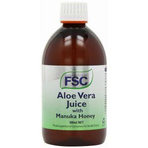 Fsc Aloe Vera & Manuka Honey