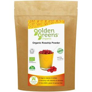 Golden Greens Organic Rosehip Powder 200g