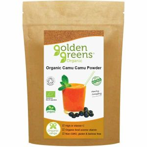 Golden Greens Organic Camu Camu Powder 40g