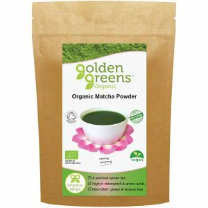 Golden Greens Organic Matcha Green Tea Powder