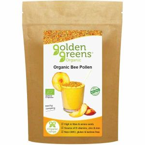 Golden Greens Organic Spanish Bee Pollen 100g