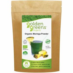 Golden Greens Organic Moringa Powder