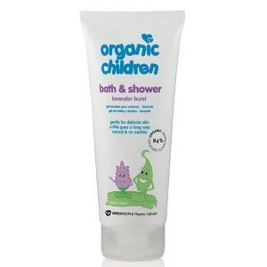 Green People Organic Children Lavender Burst Bath & Shower 200ml