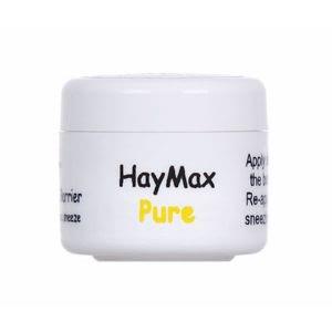Haymax Organic, Natural, Drug-free Pollen Barrier 5ml. Pure Fragrance