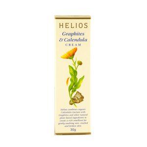 Helios Graphites And Calendula Cream 30g
