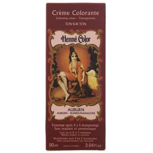 Henne Colour Auburn Creme 90ml