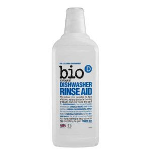 Bio D Ecological Dishwasher Rinse Aid 750ml