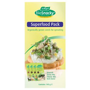 Biosnacky Superfood Pack 140g